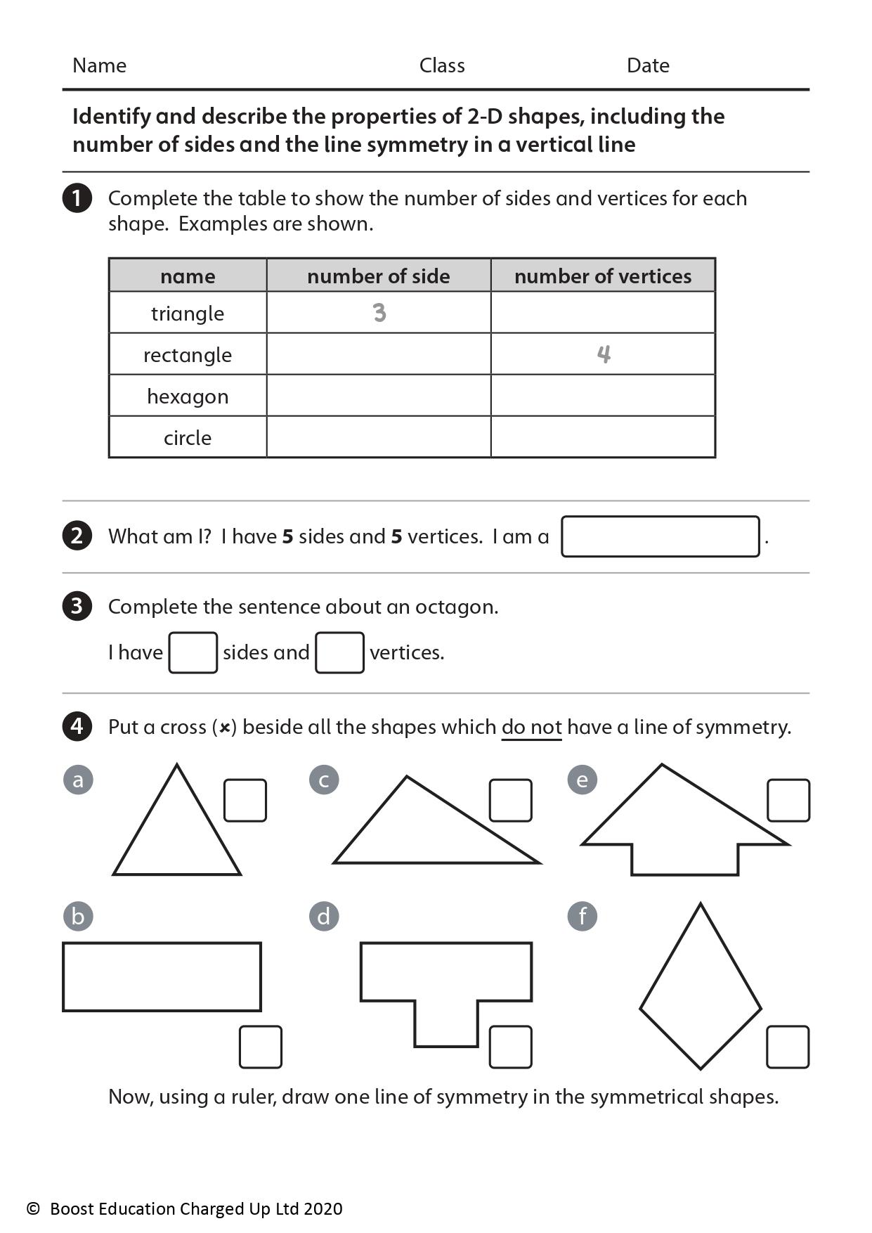 Free Downloadable Worksheets Educational Worksheets For Children