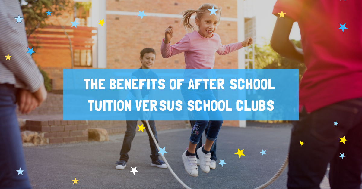 The benefits of after school tuition versus school clubs