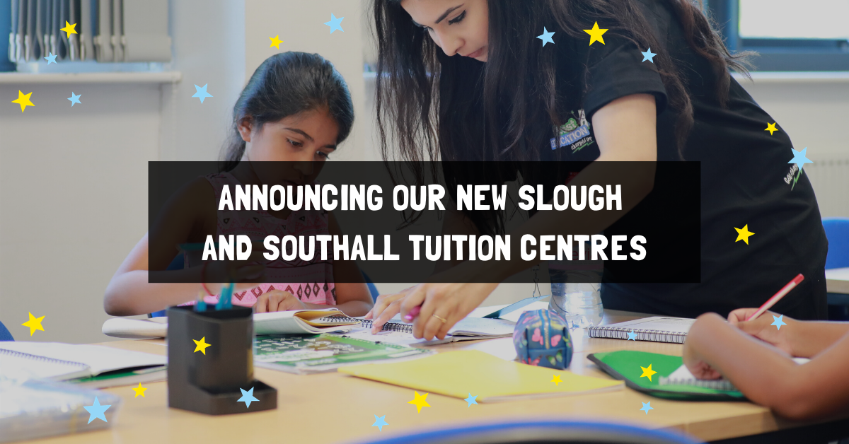 Here we grow again! Announcing the new Slough and Featherstone centres!