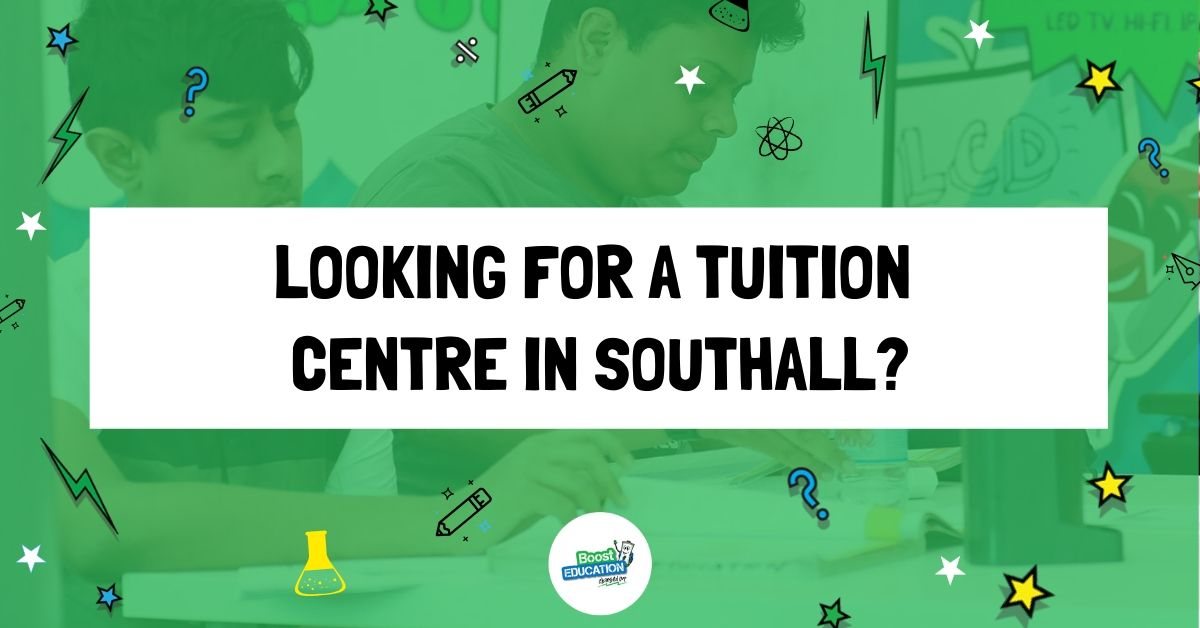 Tuition Centre Southall - Boost Education